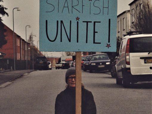 Starfish, unite!